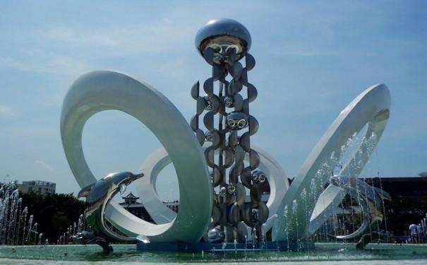南京雕塑公司经营范围有哪些?它是这样寻找客户的!